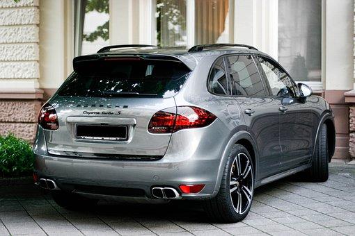 Porsche, Porsche Cayenne, Car, Suv