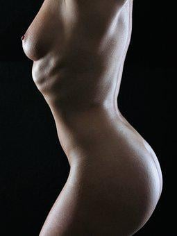 Act, Erotic, Female, Body, Sexy, Naked