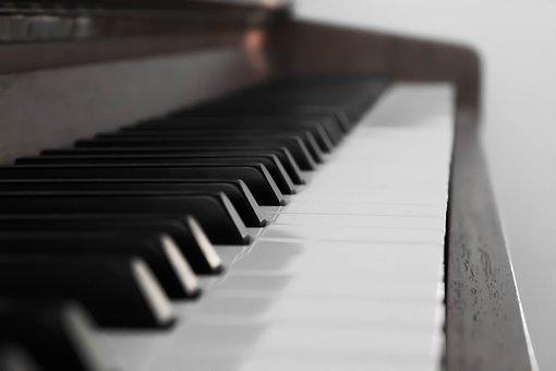 Piano, Keys, Music, Piano Keyboard