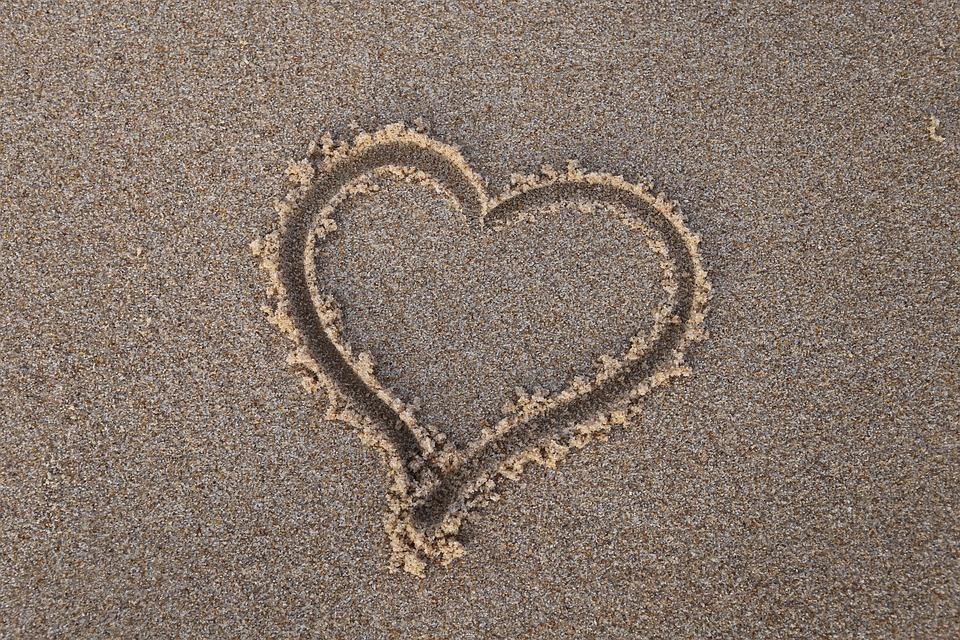 Hati, Simbol yang Melambangkan Rasa Kasih Sayang