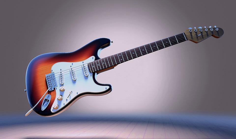 Guitarra, Guitarra Eléctrica, Instrumento De Cuerda