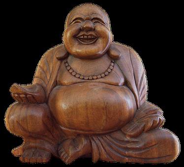 Buddha, Beten, Figur, Stein, Tempel