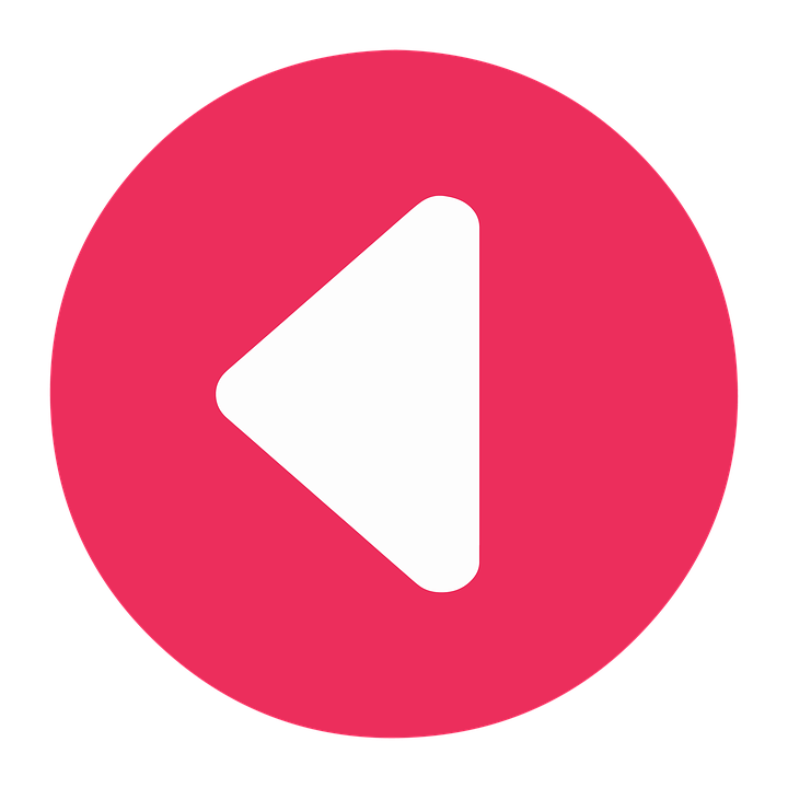 Button Left Arrow Free Image On Pixabay