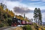 steam locomotive, railway