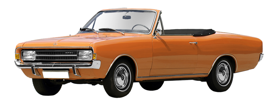 Opel, Record, Cabriolet, 60-70 Years
