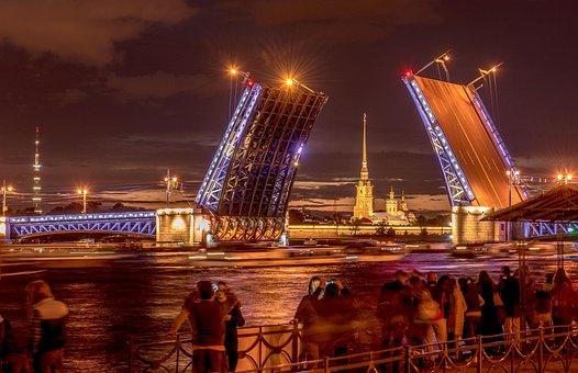 Мост, Питер Пауль Крепость