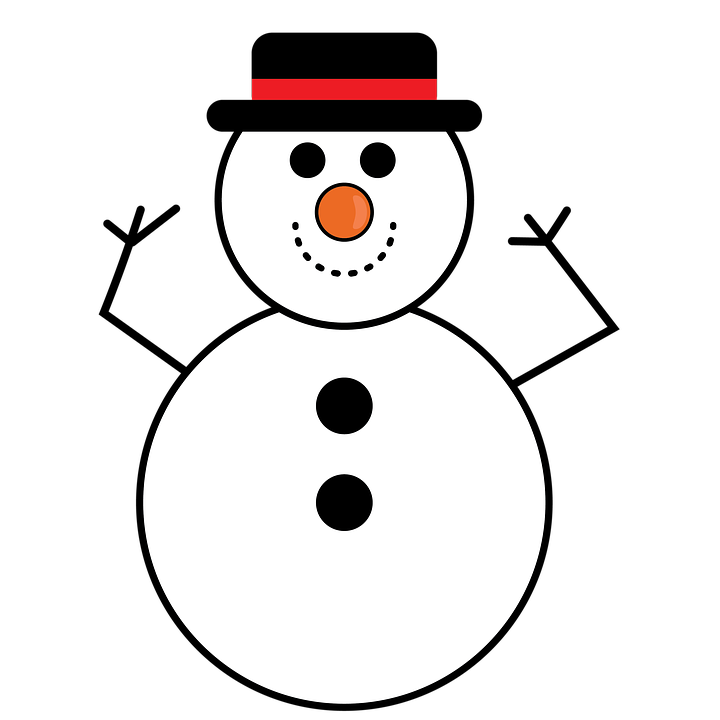 snowman christmas winter  u00b7 free image on pixabay soap clip art black and white soap box car clipart