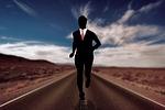 businessman, stress, hustle and bustle