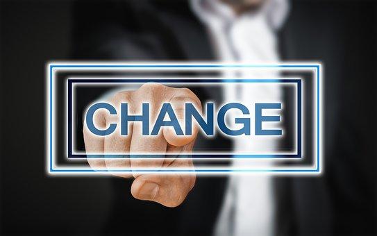 変更, 新しい始まり, 向き, 電源を入れます, 無効にする, エネルギー