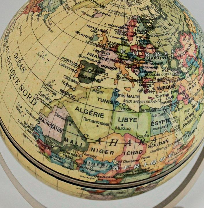 Free photo terrestrial globe world earth free image on terrestrial globe world earth planisphere sciox Image collections