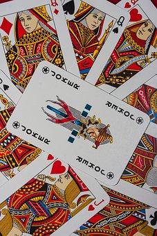 Playing Cards, Paper, Game, Joker