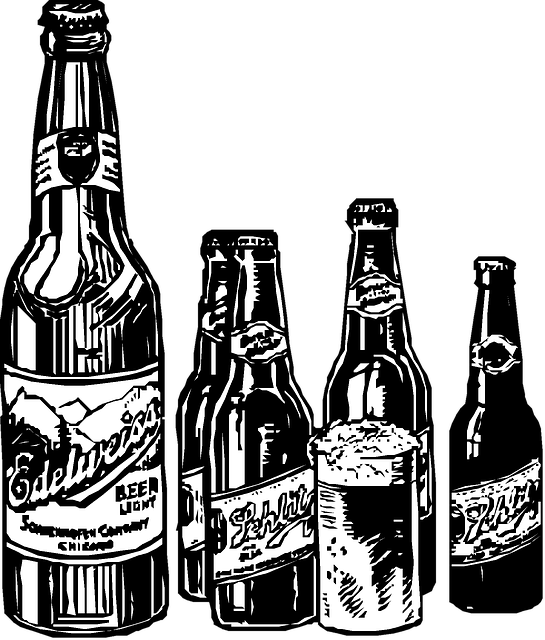 Vintage Clip Art Beer Free Image On Pixabay
