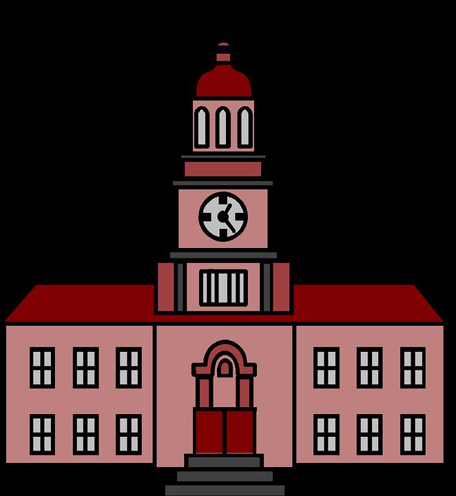 クリップアート 建物