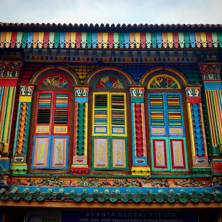 440 Koleksi Gambar Rumah Warna Warni HD Terbaik