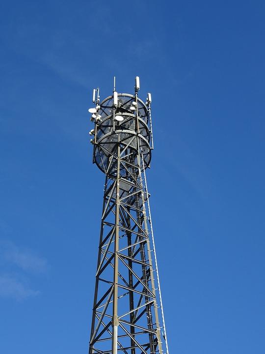 Radio Tower Antenna Transmission - Free photo on Pixabay