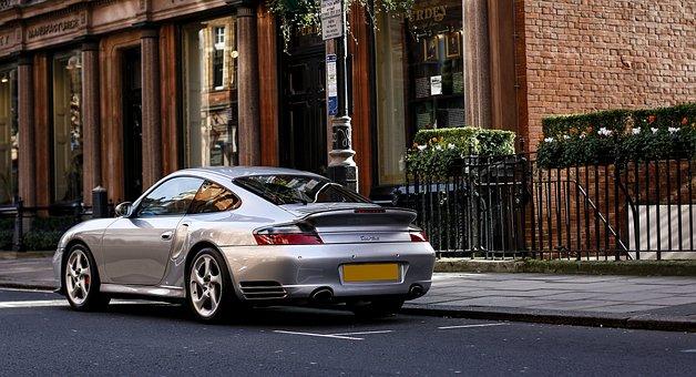 保时捷 911 Turbo, 996, 超级跑车, 保时捷, 车, 跑车, 时尚