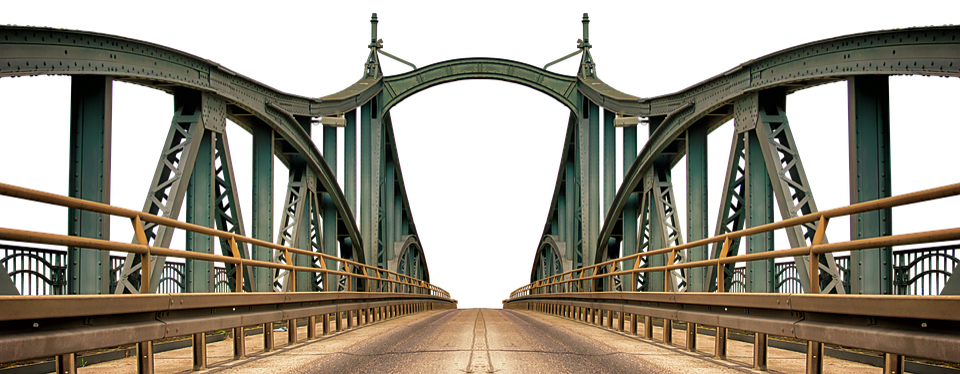 Bridge Steel Building - Free photo on Pixabay
