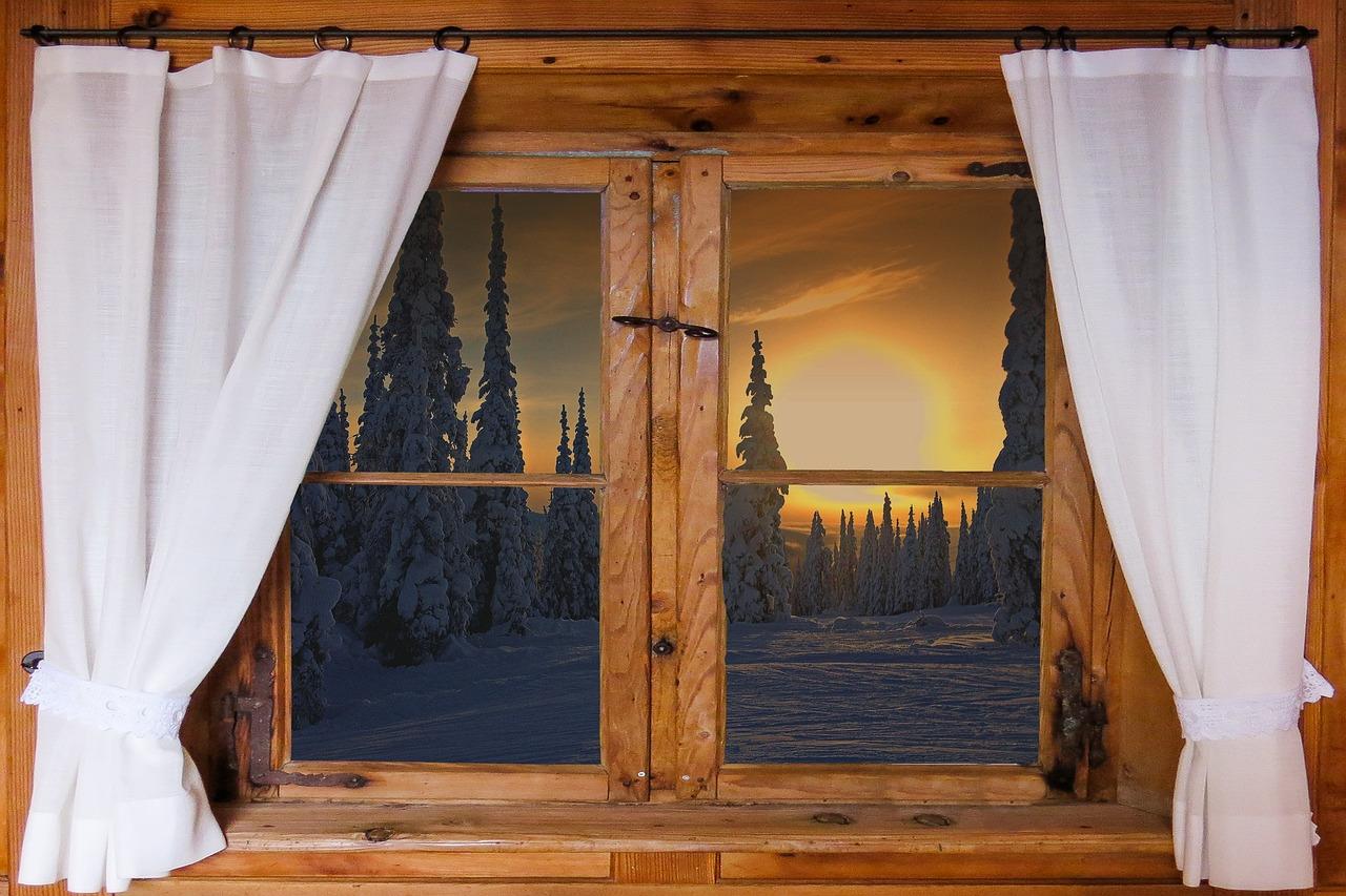 картинки окна шторы занавески стурон входит