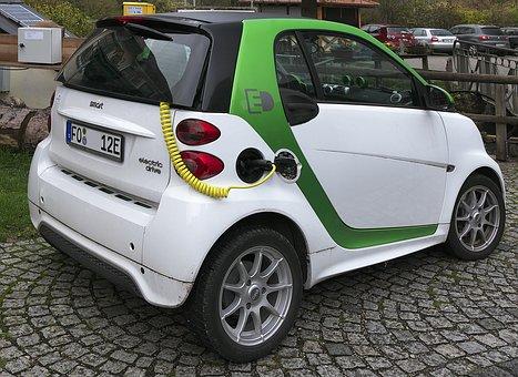 Electric Car, E Car, E-Mobile