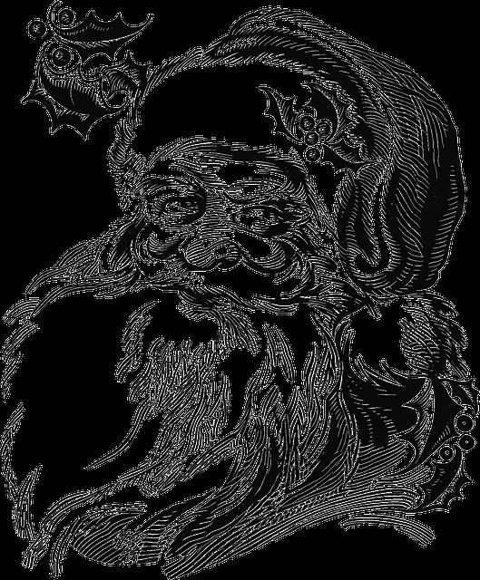 Santa Claus Christmas Parties · Free image on Pixabay