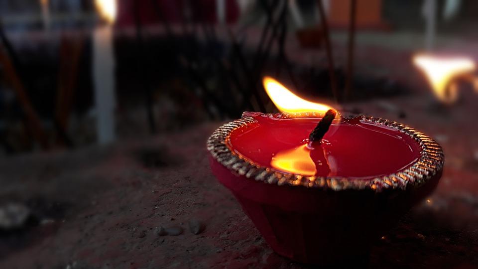 Diwali Greeting Card 2018