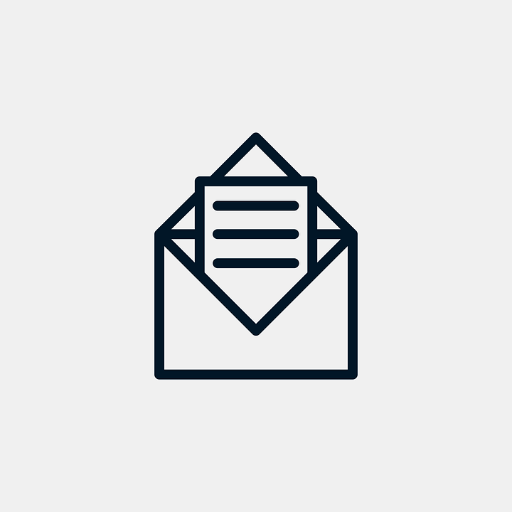 E Mail, Otevřeno, Ikona, Tlačítko, Www, Internet