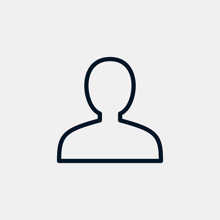Utilisateur Icône Personne - Images vectorielles gratuites sur Pixabay