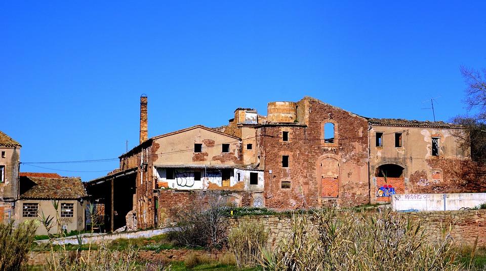 Ruins Houses Abandoned House - Free photo on Pixabay