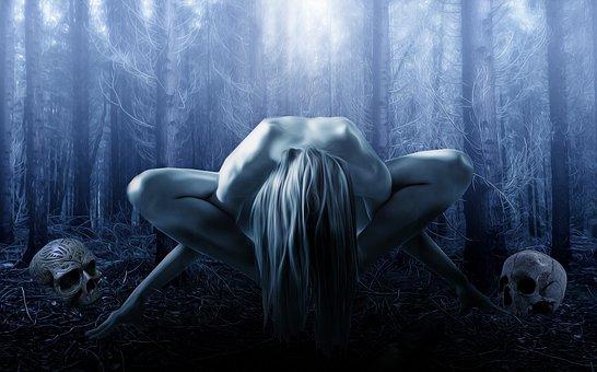 Will know, porn dark gothic fantasy art erotic