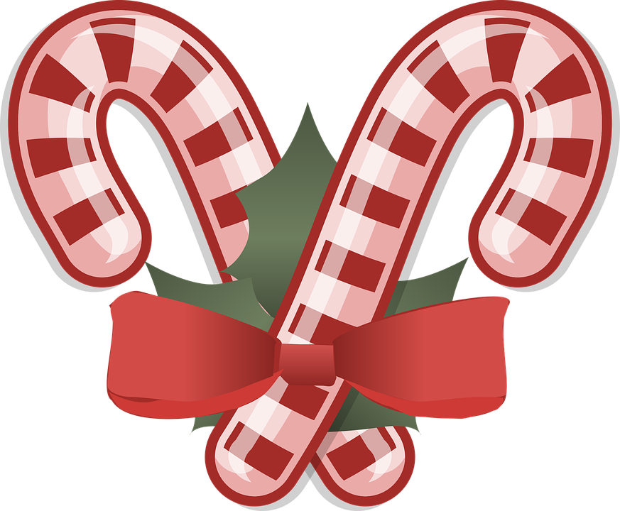 christmas candy cane candy holiday xmas decoration - Christmas Candy Cane