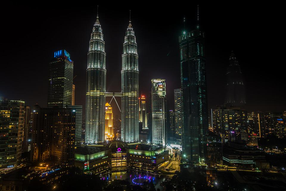 Kuala Lumpur, Malasia, Asien, Turm, Architektur