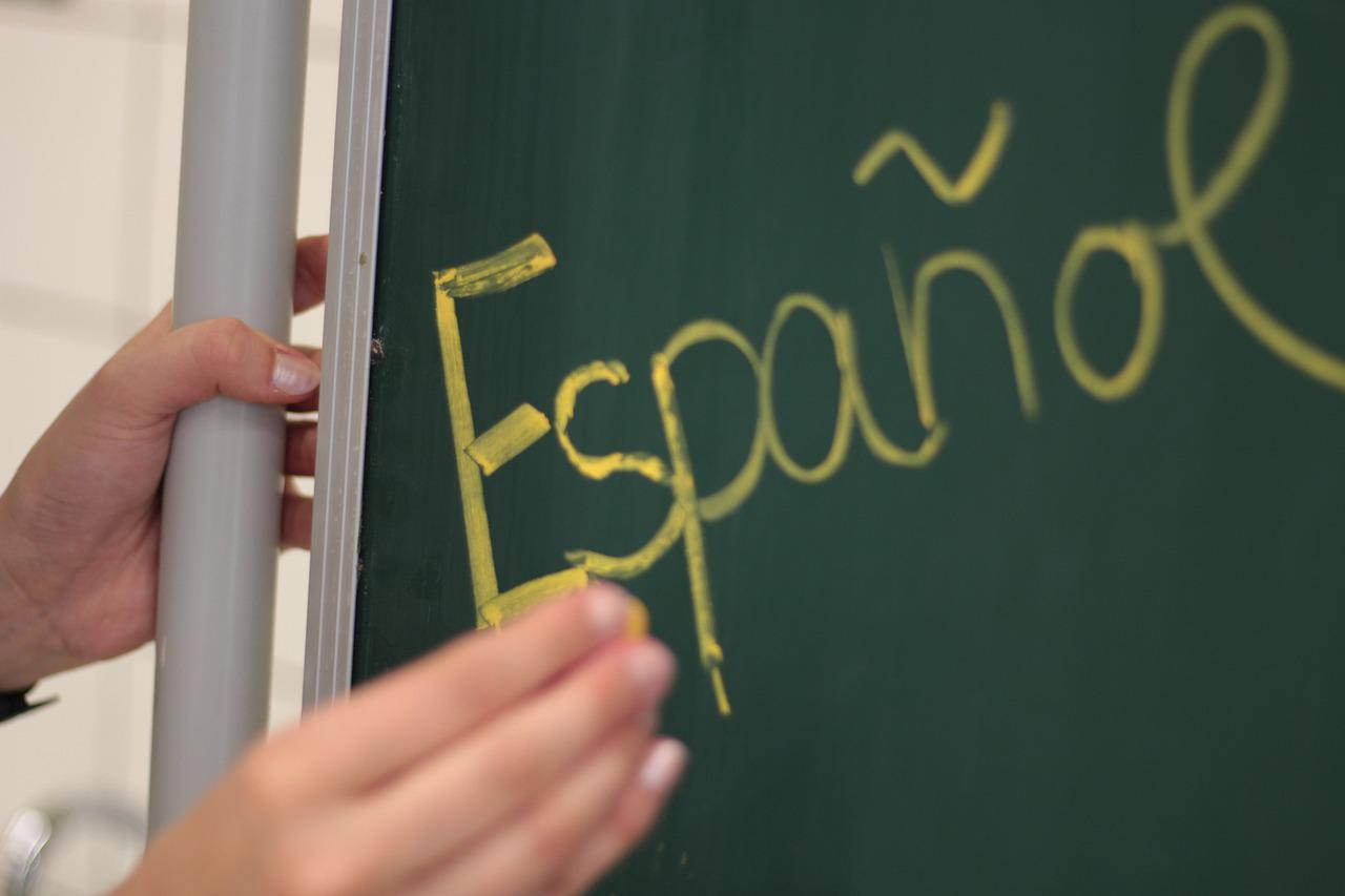 Spanish Teaching Board - Free photo on Pixabay