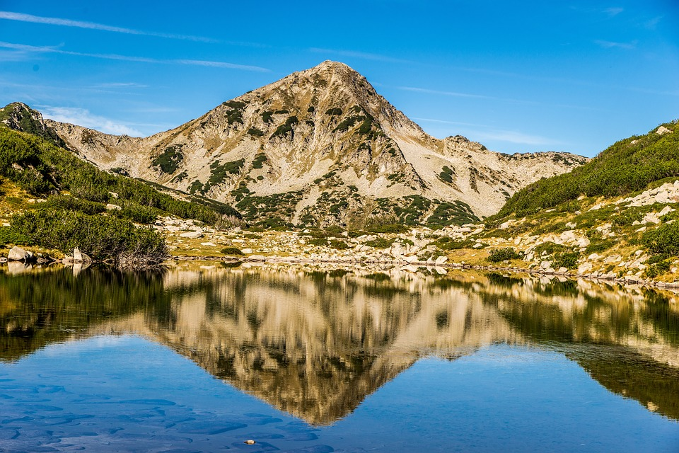 Pirin-Gebirge, Bulgarien (Pixabay)