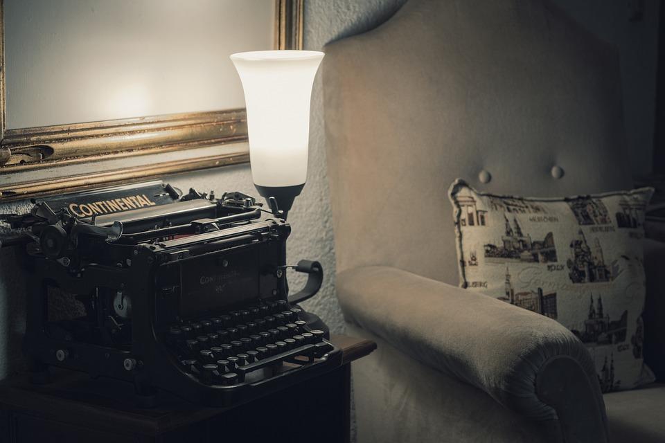 Máquina De Escrever, Tecnologia, Escrever, Cartas