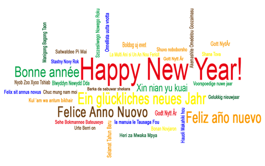 New Year'S Day, Hilsener, Isolert