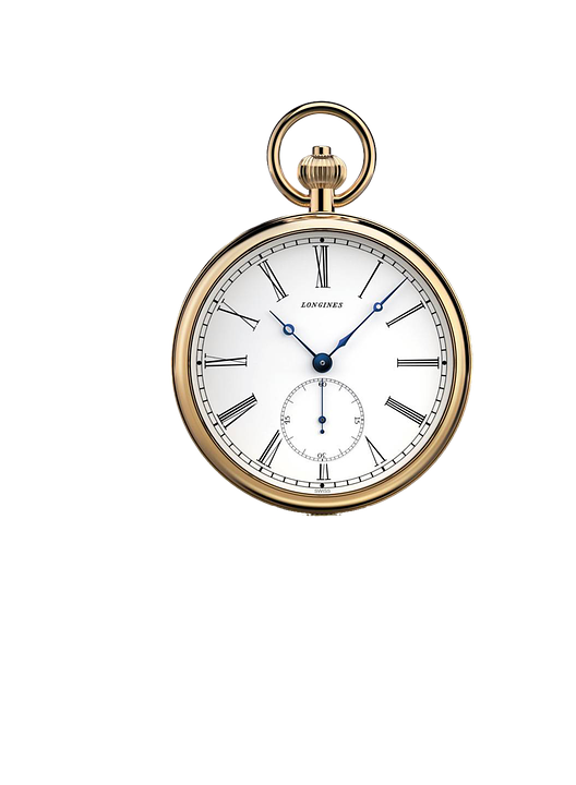 Clock Pocket Watch Isolated Wind 183 Free Image On Pixabay