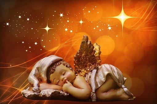 Petit ange de Noel