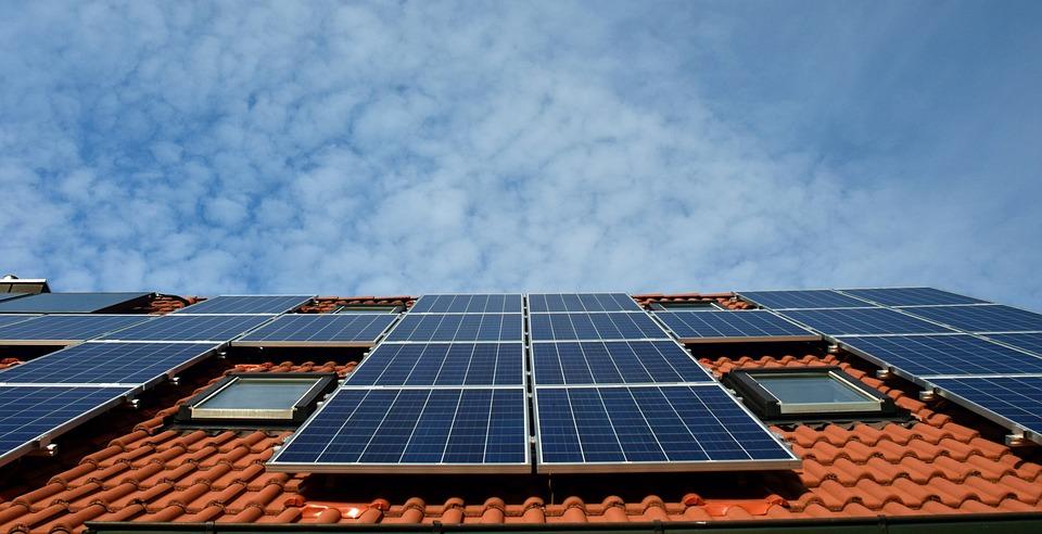 Solar System Roof Power Generation - Free photo on Pixabay
