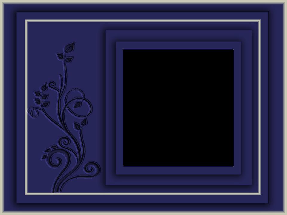 Frame Png Texture Blue 183 Free Image On Pixabay