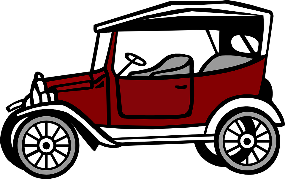 Free vector graphic: Vintage, Car, Automobile, Old - Free Image on ...