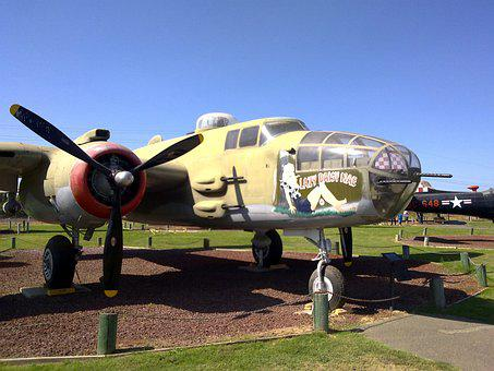 North American B-25 Mitchell, B-25