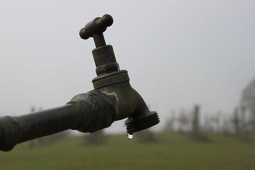 Tap, Dripping Tap, Drip, Leak, Plumbing