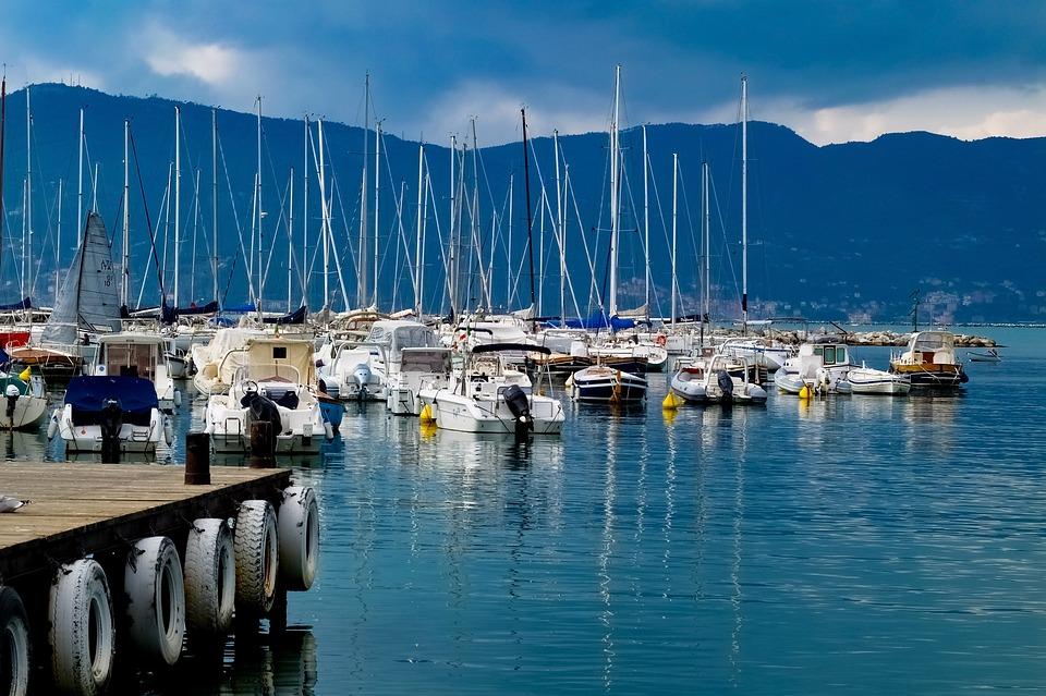 Harbour, Port, Boat, Sailboat, Sailing Boat, Ship, Sea