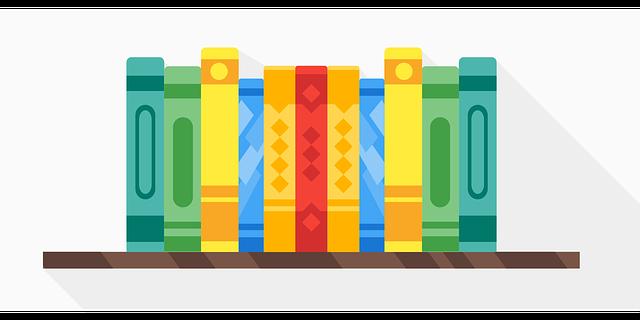 Book Rack Shelf · Free vector graphic on Pixabay
