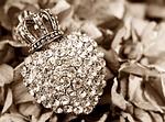heart, crown, hydrangea