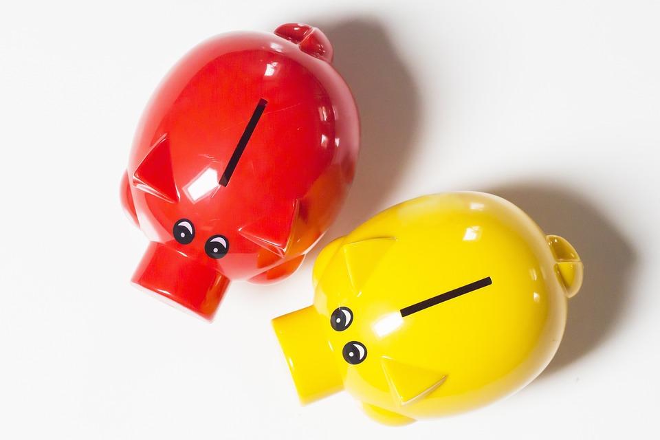 Sparschwein, Sparen, Geld, Finanzen, Spardose