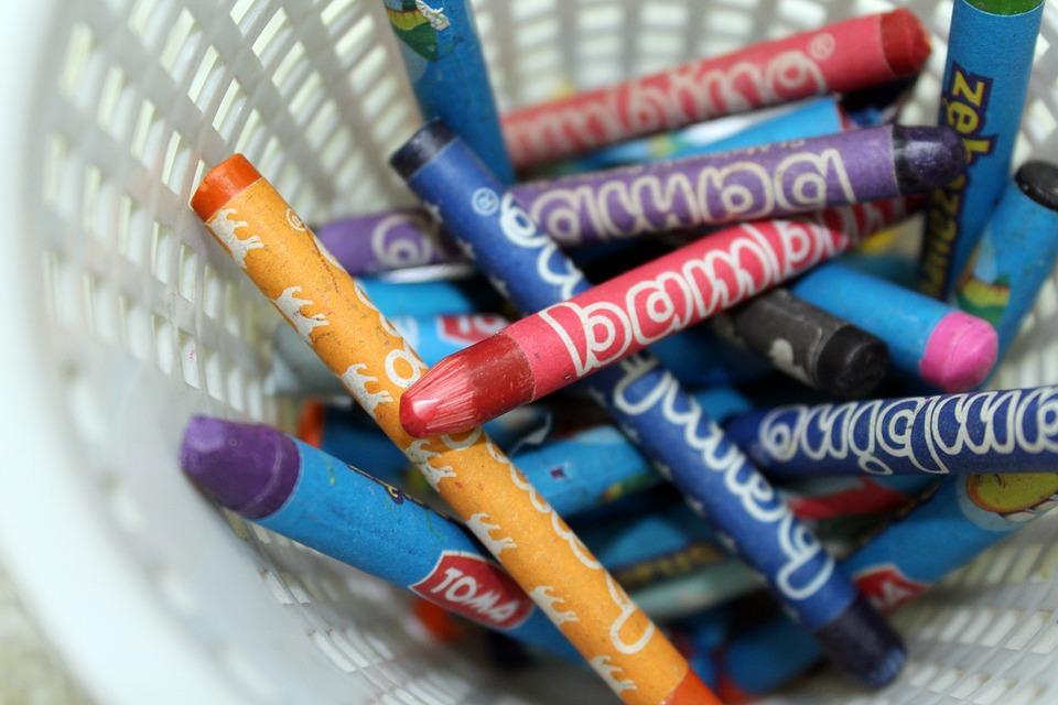Buntstifte Zeichnung Färbung · Kostenloses Foto auf Pixabay
