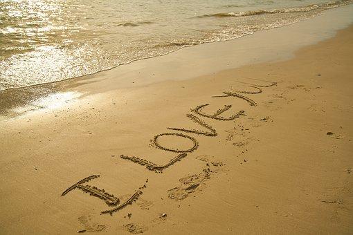Beach, Sand, Landscape, Marine, Nature