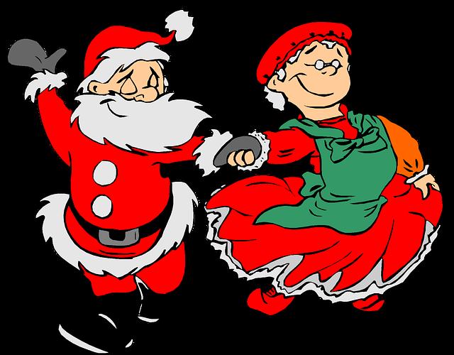 Free illustration: Santa, Mrs, Clause, Christmas - Free ...
