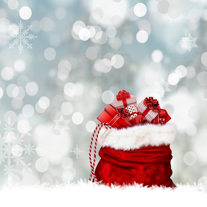 Christmas free pictures on pixabay christmas gifts gift bag bag red voltagebd Images